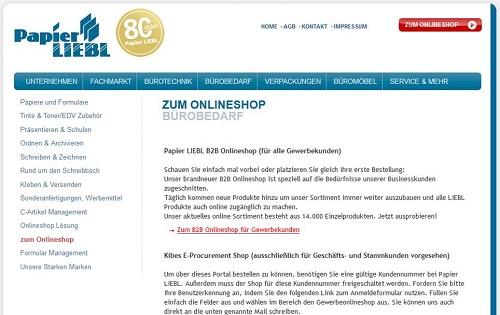 Seo-Texte Papier-Liebl